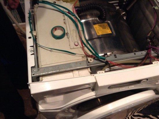 122 Замена амортизаторов в стиральной машине lg своими руками видео