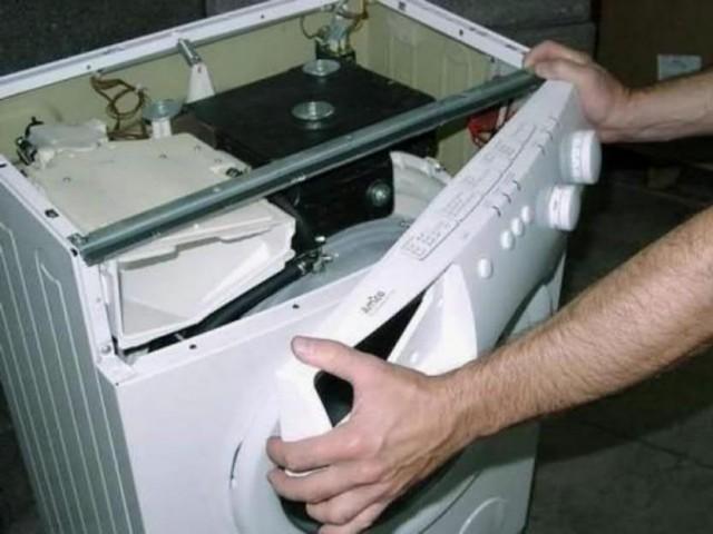 Ремонт стиральных машин своими руками видео горение
